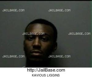 KAVIOUS LIGGINS mugshot picture