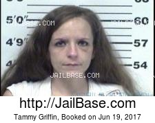 Tammy Griffin mugshot picture