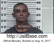 Clifford Mcculley mugshot picture