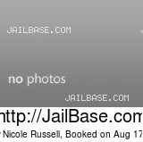BRITNEY NICOLE RUSSELL mugshot picture