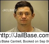 CHARLES BLAKE CANTRELL mugshot picture