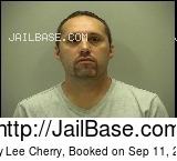 JERRY LEE CHERRY mugshot picture