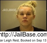 SPENCER LEIGH REID mugshot picture