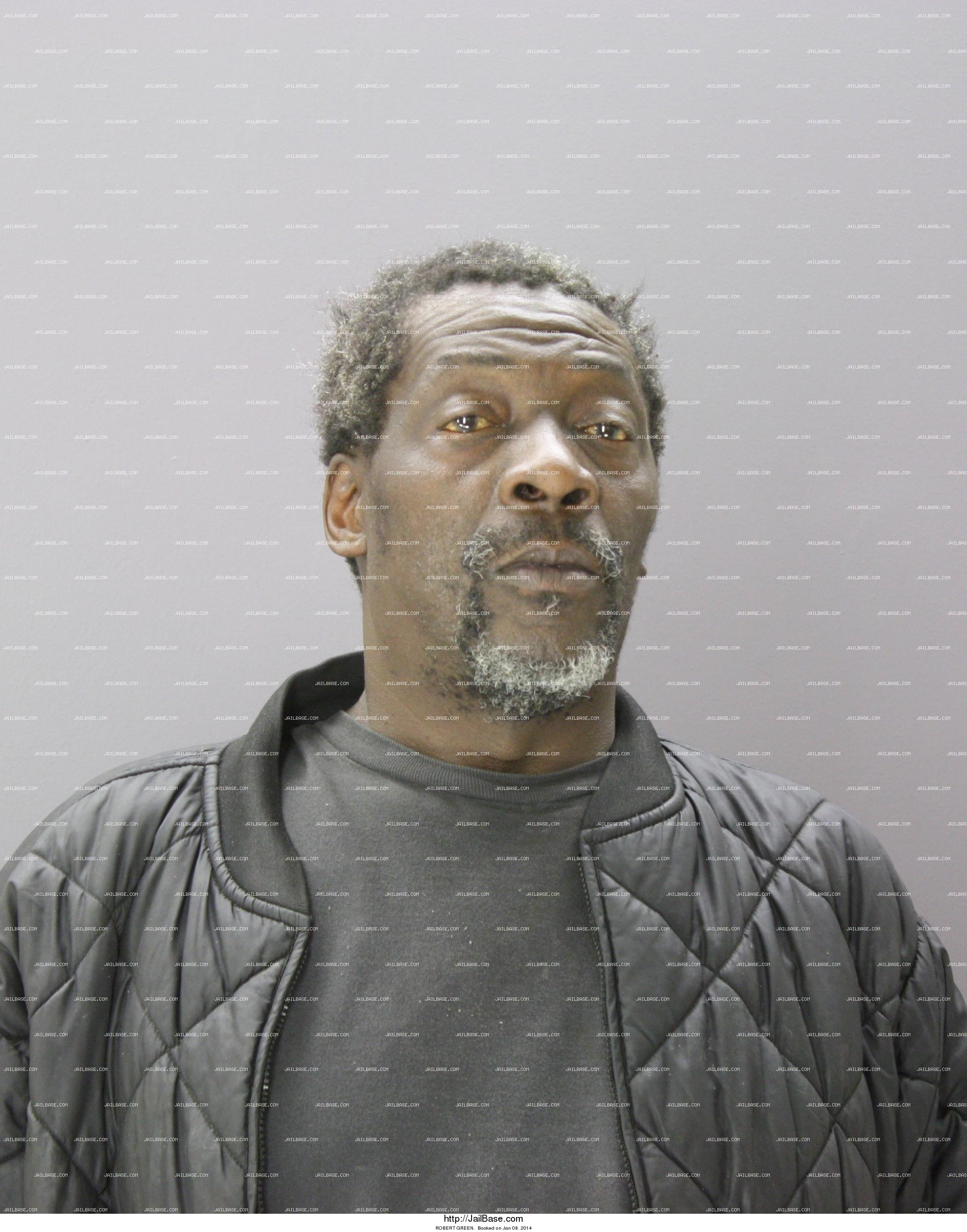 ROBERT GREEN mugshot picture