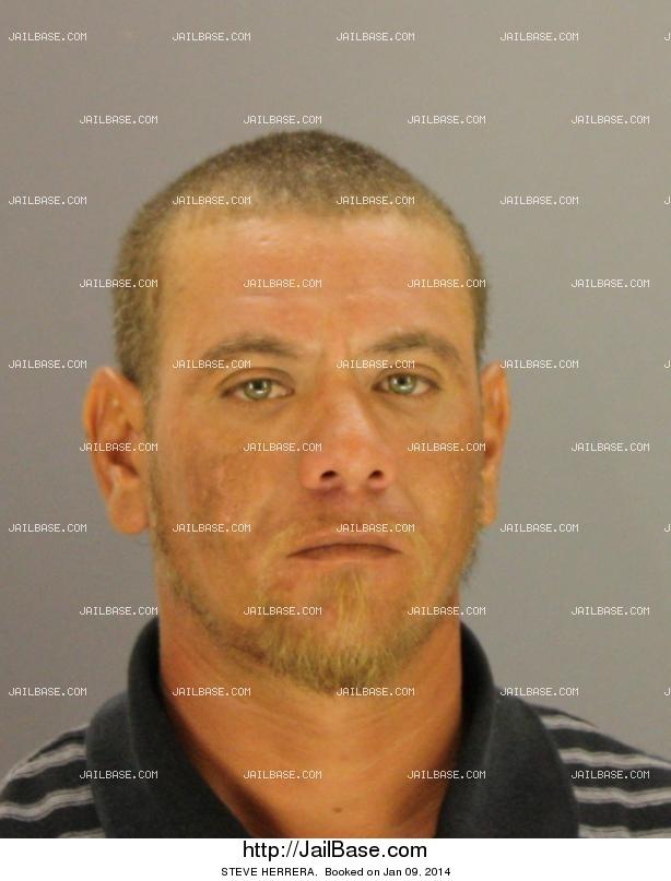 STEVE HERRERA | Jailed on Jan. 09, 2014 | JailBase