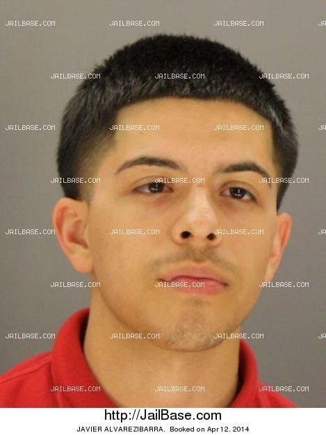 JAVIER ALVAREZIBARRA | Jailed on April 12, 2014 | JailBase