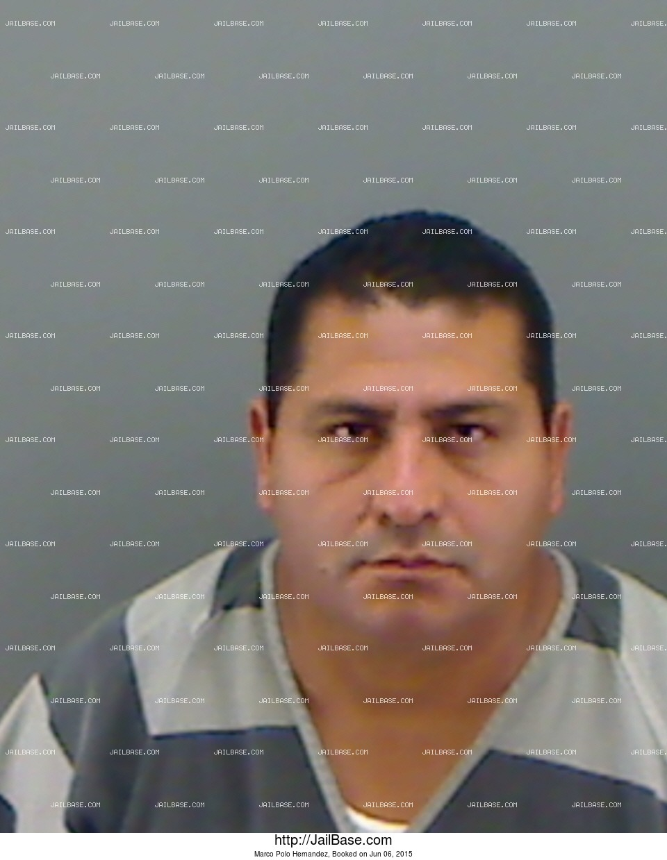 Marco Polo Hernandez | Booked on June 06, 2015 | JailBase
