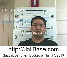 Guadalupe Torres mugshot picture