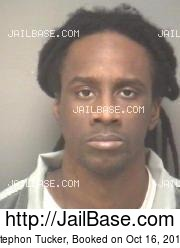 Stephon Tucker mugshot picture
