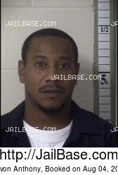 Devon Anthony mugshot picture