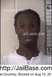 Carl Courtney mugshot picture