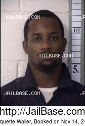Marquette Waller mugshot picture