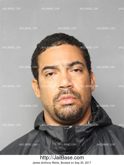 JAMES ANTHONY RICHIE mugshot picture