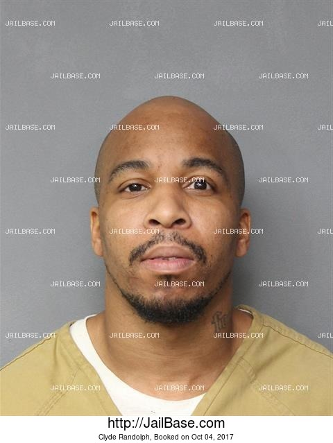 CLYDE RANDOLPH mugshot picture