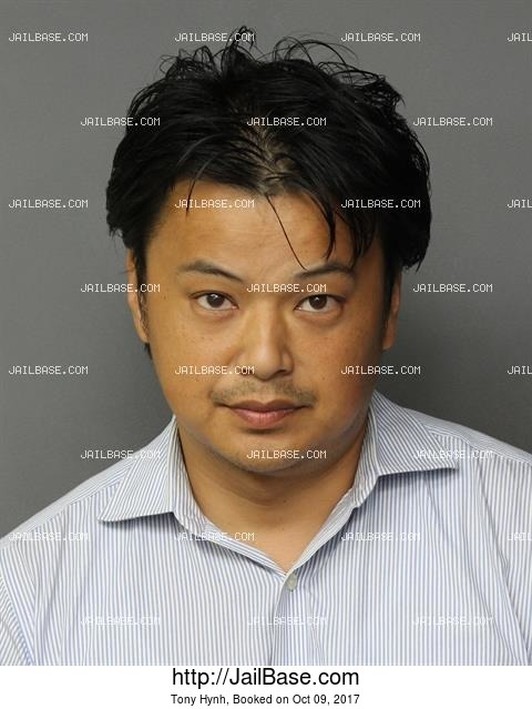 TONY HYNH mugshot picture