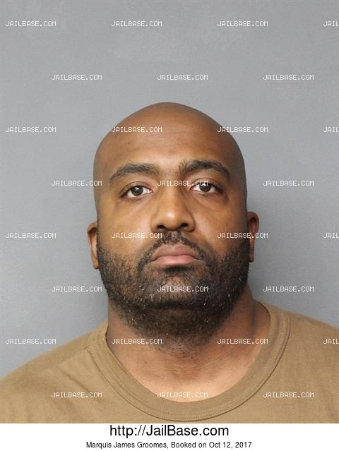 MARQUIS JAMES GROOMES mugshot picture