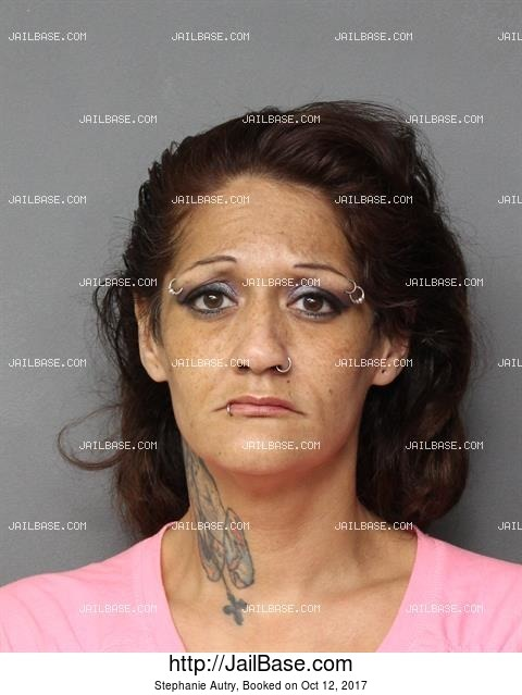 STEPHANIE AUTRY mugshot picture