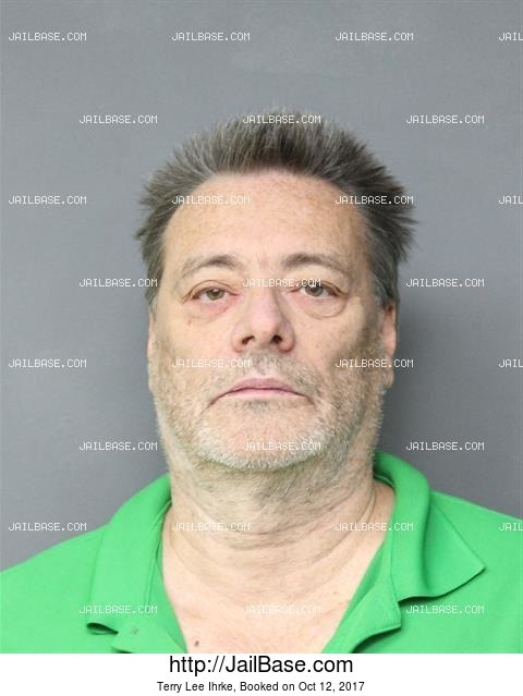 TERRY LEE IHRKE mugshot picture