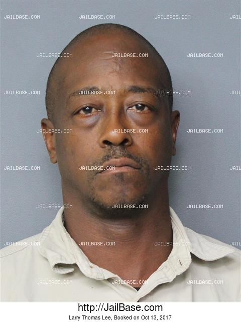 LARRY THOMAS LEE mugshot picture