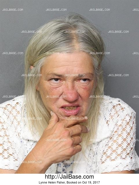 LYNNE HELEN FISHER mugshot picture