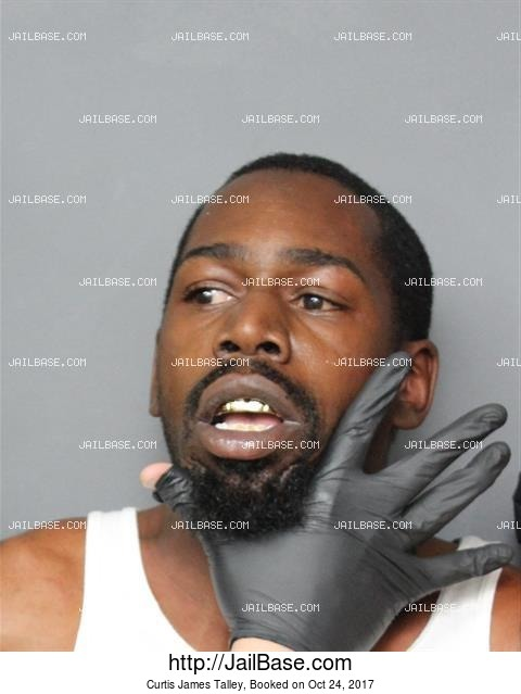 CURTIS JAMES TALLEY mugshot picture