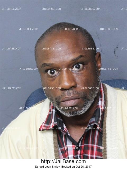 DONALD LEON SMILEY mugshot picture