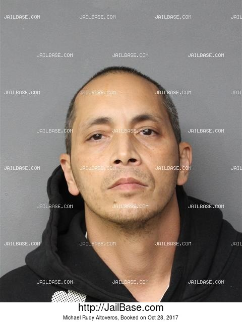 MICHAEL RUDY ALTOVEROS mugshot picture