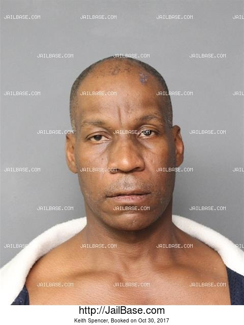 KEITH SPENCER mugshot picture