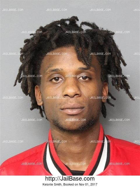 KEIONTE SMITH mugshot picture