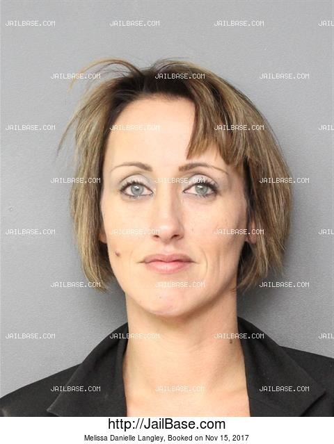MELISSA DANIELLE LANGLEY mugshot picture