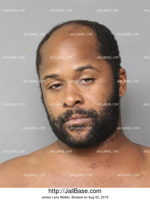 JAMES LARRY WALKER mugshot picture