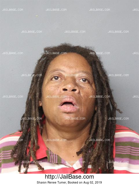 SHARON RENEE TURNER mugshot picture
