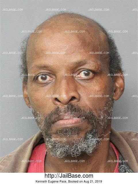 KENNETH EUGENE PACE mugshot picture