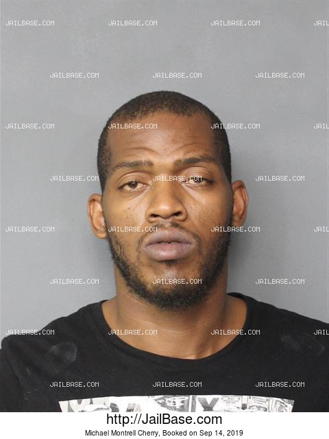 MICHAEL MONTRELL CHERRY mugshot picture
