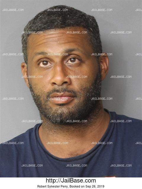 ROBERT SYLVESTER PERRY mugshot picture