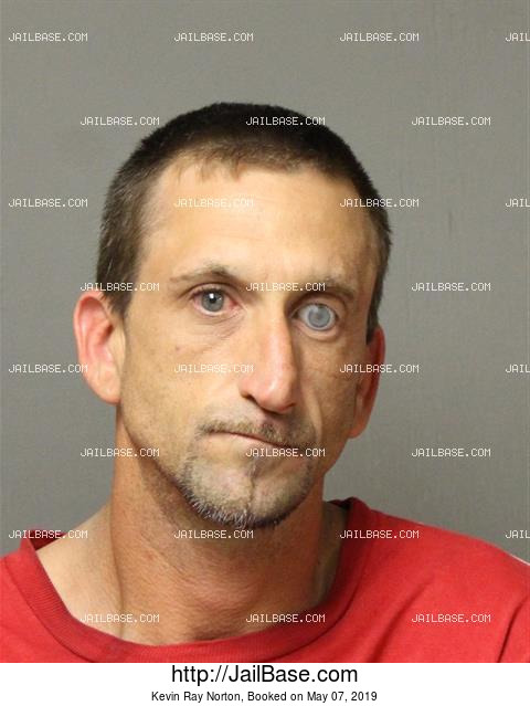 KEVIN RAY NORTON mugshot picture