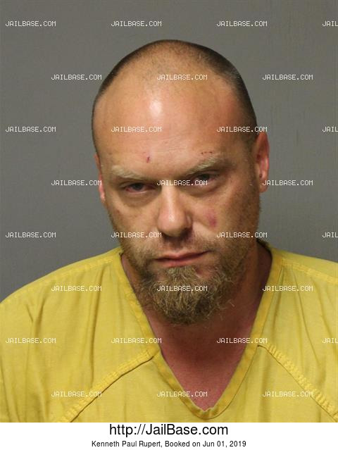 KENNETH PAUL RUPERT mugshot picture