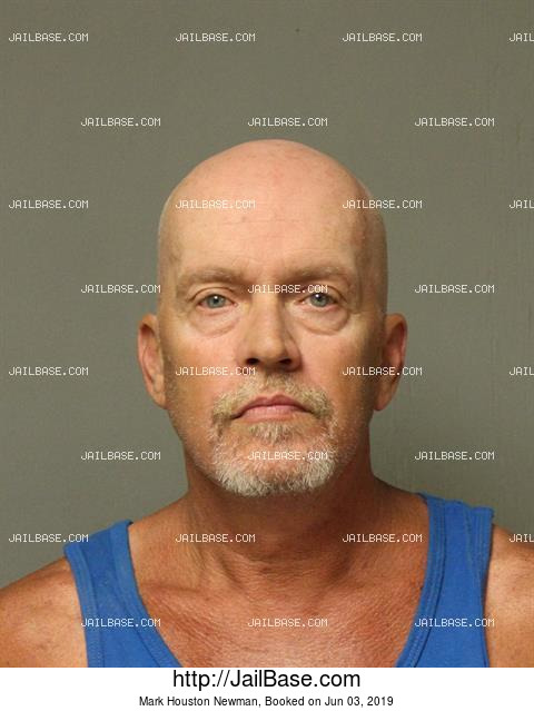 MARK HOUSTON NEWMAN mugshot picture