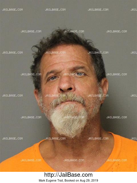 MARK EUGENE TRAIL mugshot picture