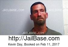 Kevin Day mugshot picture