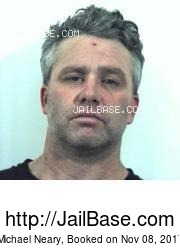 Michael Neary mugshot picture