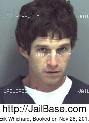 Erik Whichard mugshot picture