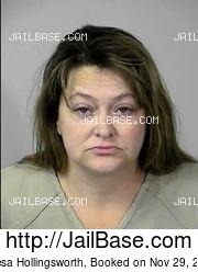 Teresa Hollingsworth mugshot picture