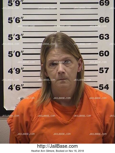 Heather Ann Gilmore mugshot picture
