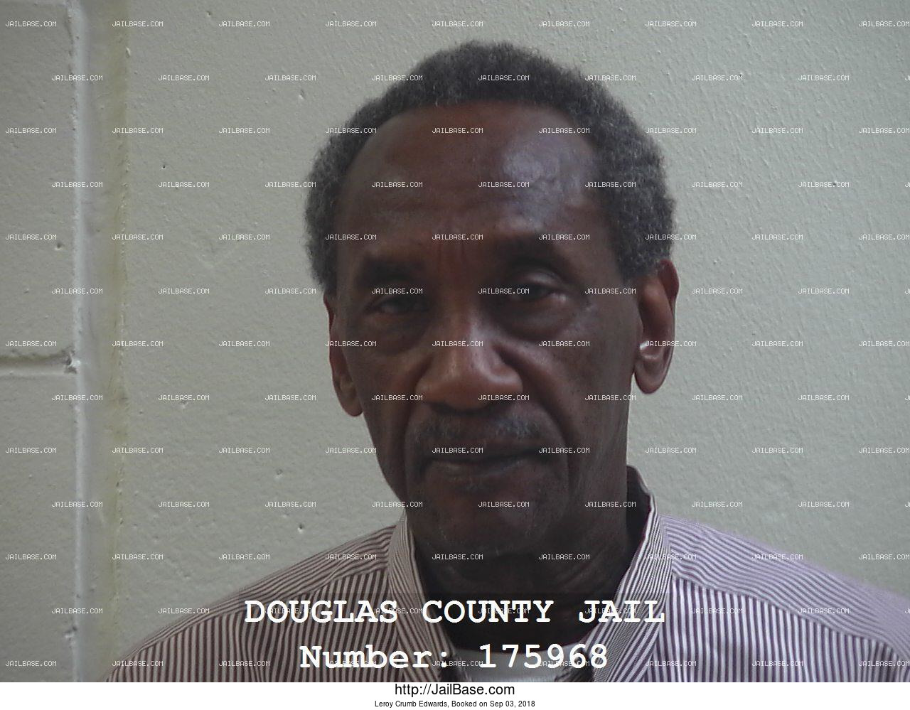 LEROY CRUMB EDWARDS mugshot picture