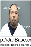 Terrence Golden mugshot picture