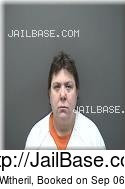Cindy Witheril mugshot picture
