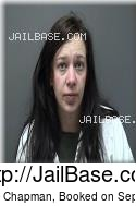 Stephanie Chapman mugshot picture