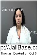 Michele Thomas mugshot picture